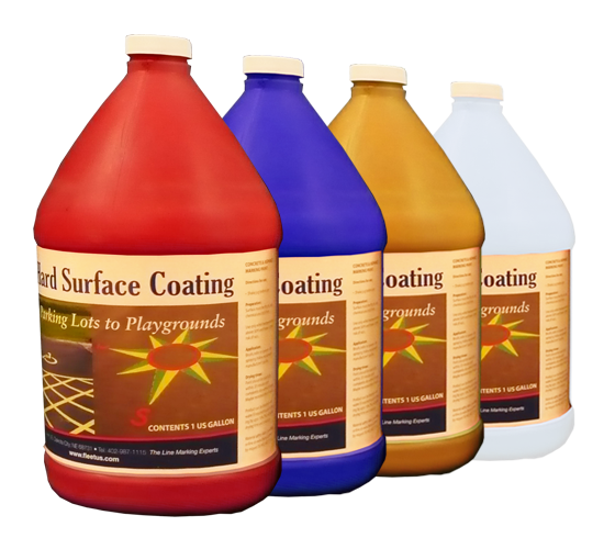 paint for hard surfaces